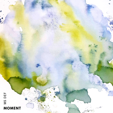 Ms Def - Moment [COVER] 600x600